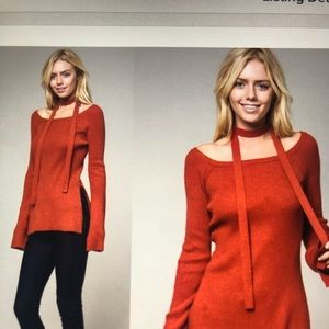 NWT Angora Blend Sweater